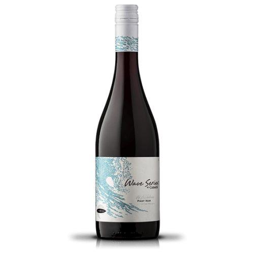 Carmen Wave Series, Pinot Noir, 2017, Leyda Valley, Chili, Rode wijn