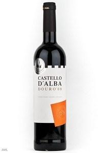 Castello D'Alba Tinto, 2018, Douro Vallei, Portugal, Rode Wijn