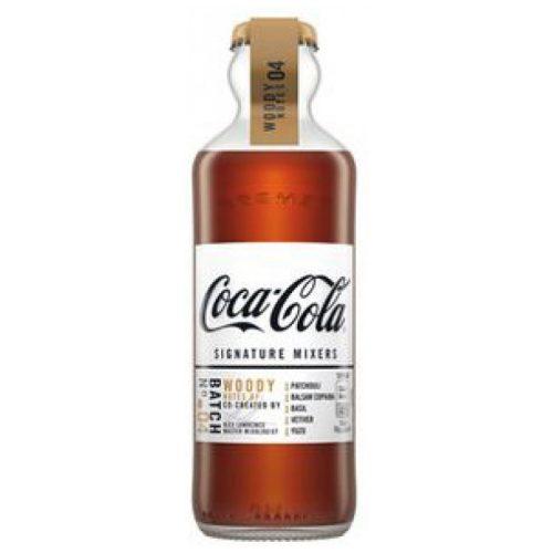 Coca Cola Signature Mixers No 04 Woody Notes