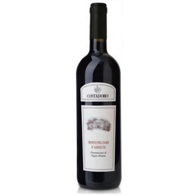 Costadoro Montepulciano d'Abruzzo, 2018, Abruzzo, Italië, Rode wijn