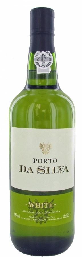 Da Silva White Port, Douro, Portugal, Versterkte wijn