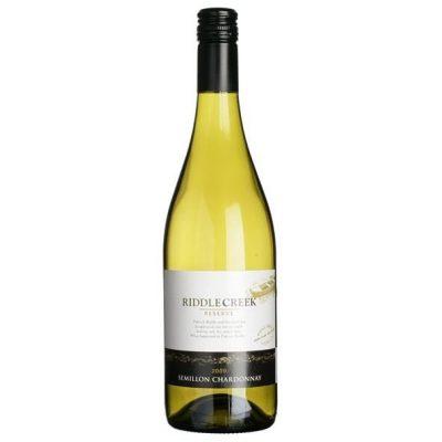 De Bortoli Riddle Creek Semillon-Chardonnay 2018