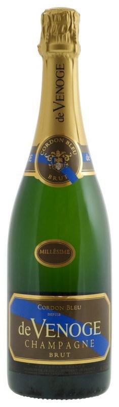 De Venoge Brut Millésimé Champagne