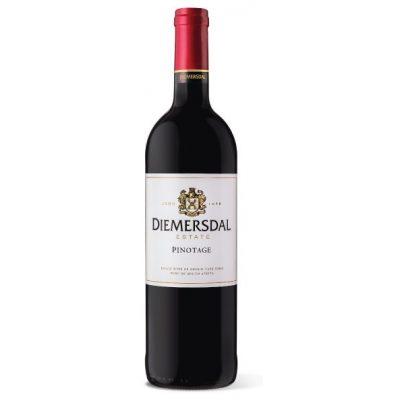 Diemersdal Pinotage, 2018, Durbanville, Zuid-Afrika, Rode wijn