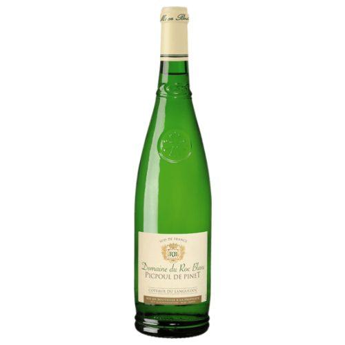 Domaine du Roc Blanc Picpoul de Pinet, 2018, Languedoc, Frankrijk, Witte wijn