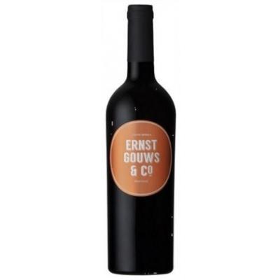 Ernst Gouws & Co Wines Pinotage, 2017, Stellenbosch, Zuid-Afrika, Rode wijn