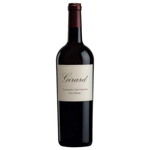 Girard Winery Cabernet Sauvignon, 2016, California, VS, Rode Wijn