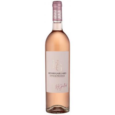 Henri Gaillard Cotes De Provence Rosé