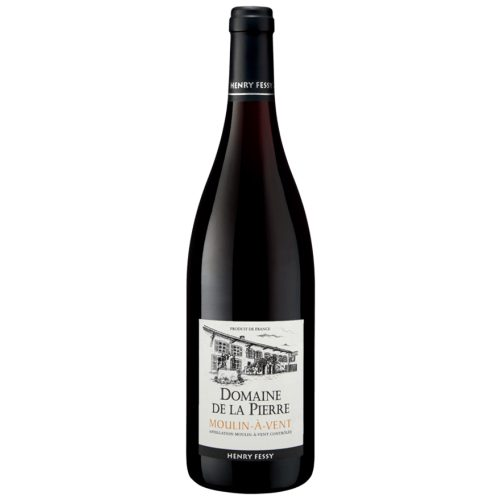 Henry Fessy Moulin à Vent Dom.de la Pierre, 2015, rode wijn