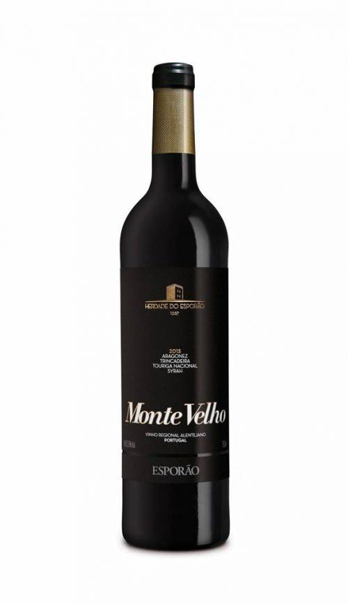 Herdade Do Esporao Monte Velho Red, 2019, Alentejo, Portugal, Rode Wijn