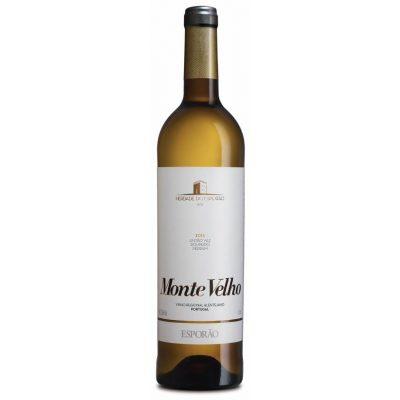 Herdade Do Esporao Monte Velho White, 2019, Alentejo, Portugal, Witte Wijn