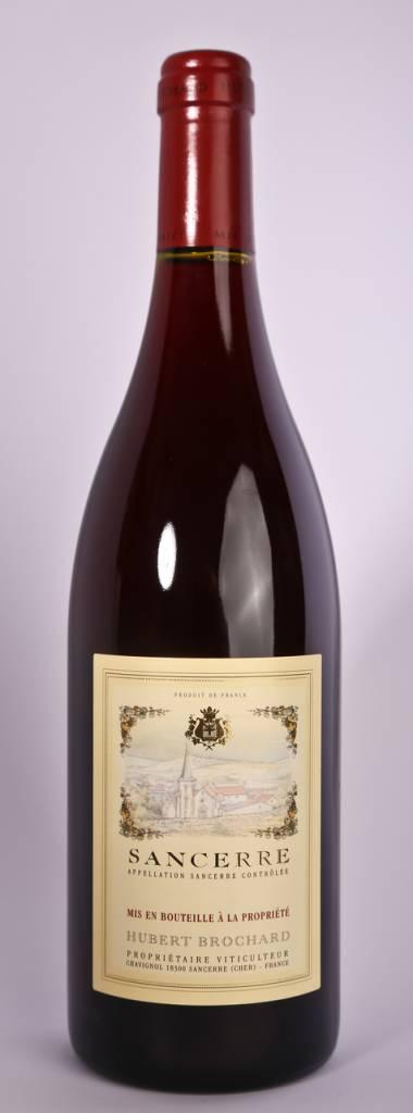 Hubert Brochard Sancerre Vintage Pinot Noir, 2017, Rode Wijn