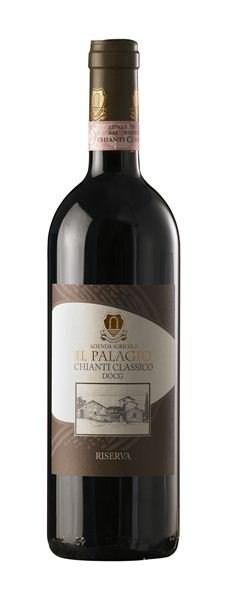 Il Palagio Chianti Classico Riserva DOCG, 2014, Toscane, Italië, Rode Wijn