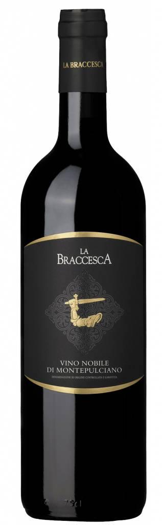 La Braccesca Vino Nobile Di Montepulciano, 2016, Toscane, Italië, Rode Wijn
