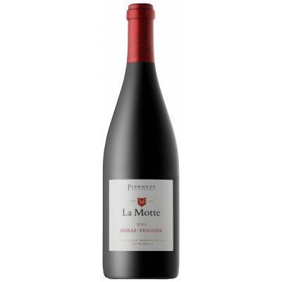 La Motte Pierneef Shiraz Viognier, 2016, ZA, Rode Wijn