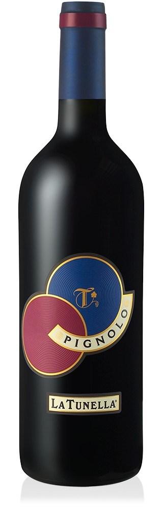 La Tunella Pignolo Friuli, 2015, Italië, Rode Wijn