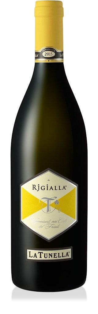 La Tunella RJGialla Friuli, 2018, Italië, Witte Wijn
