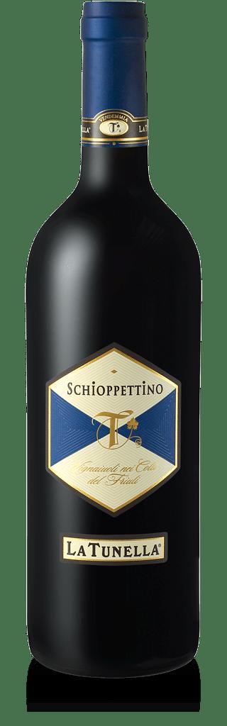 La Tunella Schioppettino, 2017, Italië, Rode wijn
