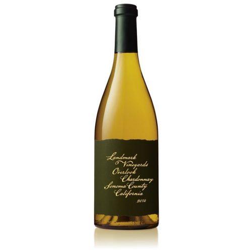 Landmark Vineyards Overlook Chardonnay, 2017, Sonoma Valley, California, VS, Witte Wijn
