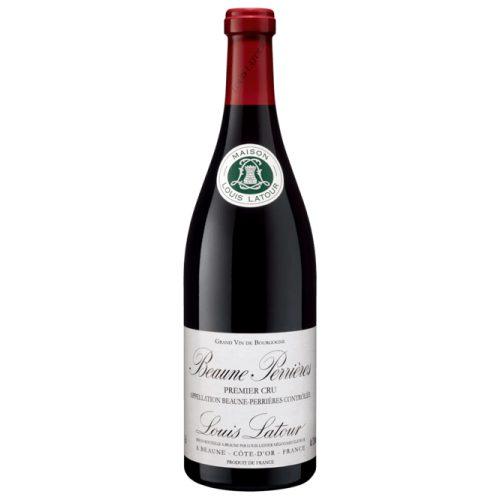 Maison Louis Latour wijnen Beaune 1er Cru Perrieres, 2014, Bourgogne, Frankrijk