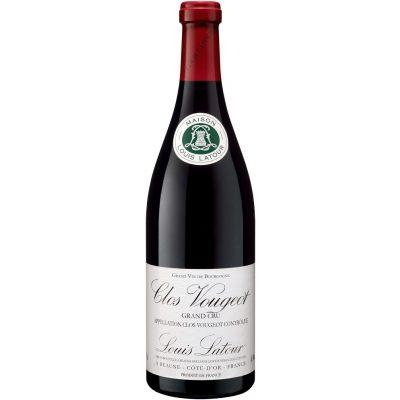 Maison Louis Latour wijnen Clos Vougeot Grand Cru, 2011, Rode Wijn