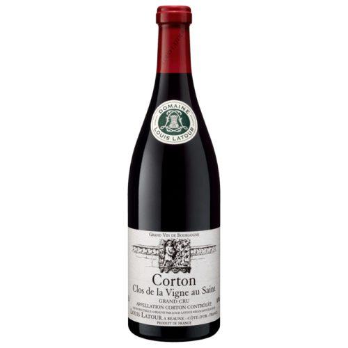 Maison Louis Latour wijnen Corton Clos de la Vigne Au Saint Grand Cru, 2013, Bourgogne, Frankrijk