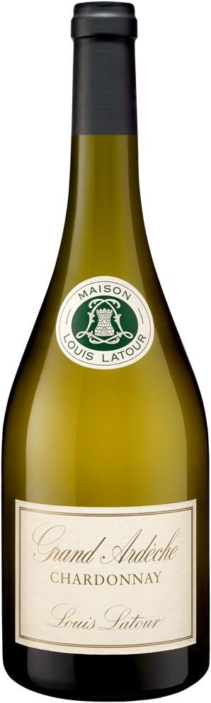 Maison Louis Latour wijnen Grand Ardèche, 2018, Frankrijk, Witte Wijn