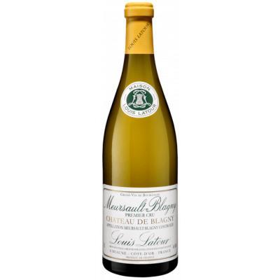 Maison Louis Latour wijnen Meursault 1er Cru Chateau de Blagny, 2018, Bourgogne, Frankrijk