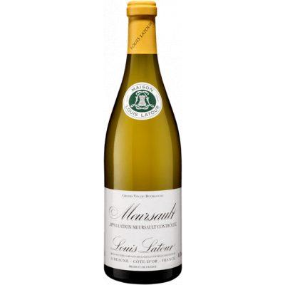 Maison Louis Latour wijnen Meursault, 2017, Bourgogne, Frankrijk, Witte wijn