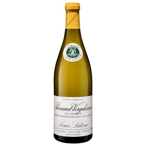Maison Louis Latour wijnen Pernand Vergelesses 1erCru En Caradeux, 2017, Bourgogne, Frankrijk, Witte wijn