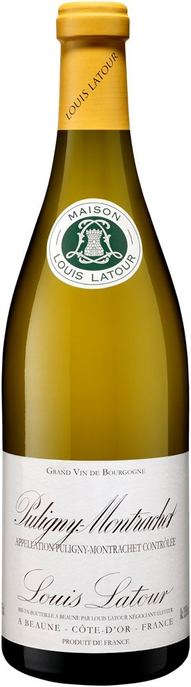 Maison Louis Latour wijnen Puligny Montrachet, 2018, Frankrijk, Witte Wijn