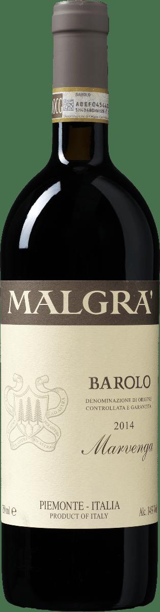 Malgra Barolo DOCG Marvenga