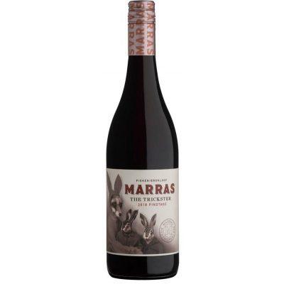 Marras Pinotage The Trickster, 2018, Piekenierskloof, Zuid-Afrika, Rode wijn