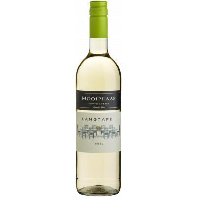 Mooiplaas Wine Estate Langtafel Colombard-Chenin Blanc,2018, Zuid-Afrika, witte wijn