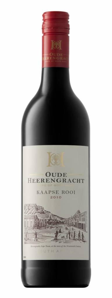 Oude Heerengracht Kaapse Rooi, 2019, Westkaap, Zuid-Afrika