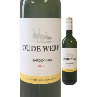 Oude Werf Chardonnay, 2019, Coastal Region, Zuid-Afrika, Wit