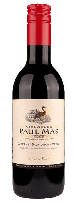 Paul Mas Cabernet Merlot piccolo