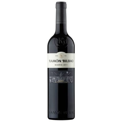 Ramon Bilbao Reserva , 2015, Spanje, Rode Wijn