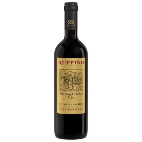 Ruffino Riserva Ducale Oro Chianti Classico DOCG, 2014, Italië, Rode wijn