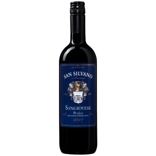 San Silvano Sangiovese Puglia IGT