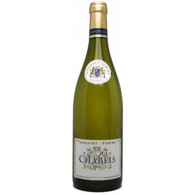Simonnet Febvre Chablis, Frankrijk, Witte Wijn