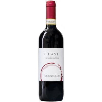 Uggiano Chianti DOCG Torrequercie, 2018, Toscane, Italië, Rode wijn