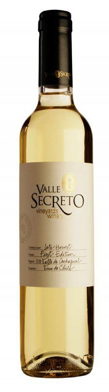 Valle Secreto First Edition Late Harvest Viognier
