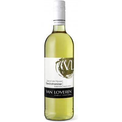 Van Loveren wijn Late Harvest Gewürztraminer, 2019, Robertson, Zuid-Afrika, Dessert Wijn