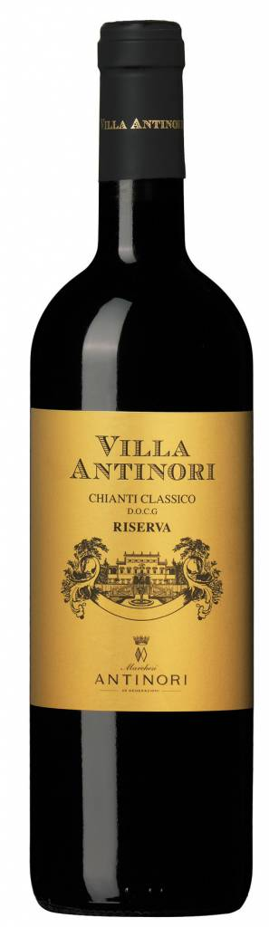 Villa Antinori Chianti Classico Reserva, 2015, Toscane, Italië, Rode Wijn