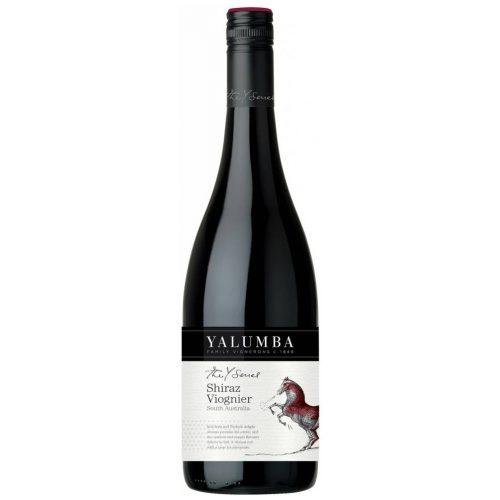 Yalumba Yalumba Y Shiraz Viognier 2017, Australië, Rode Wijn