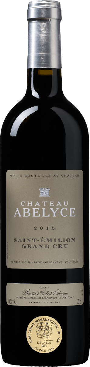 Château Abelyce Saint-Émilion Grand Cru