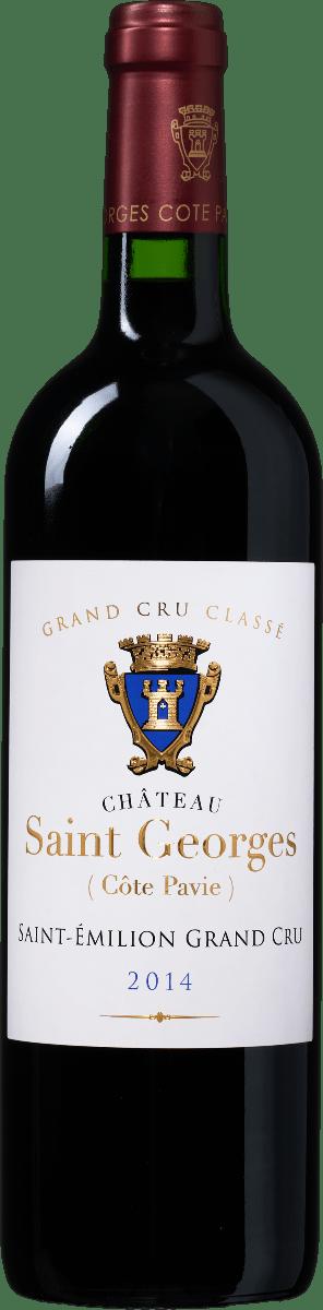 Château Saint Georges 'Cote Pavie' Saint-Émilion Grand Cru Classé