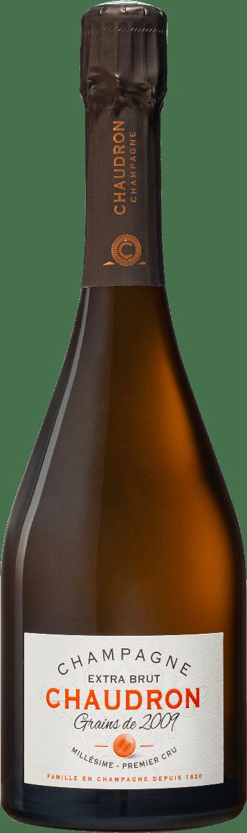 Chaudron Millésime Champagne Brut 1er Cru