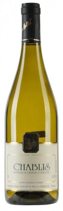 Dom. Jean Collet & Fils Chablis, 2018, Chablis, Frankrijk, Witte wijn